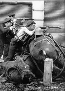 Combatientes en la batalla de Barcelona (1936)