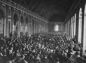 Firma Tratado De Versalles