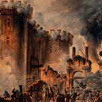 Toma de la bastilla en la revolución francesa