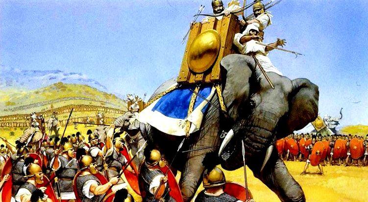 Cartago, enemigo de Roma