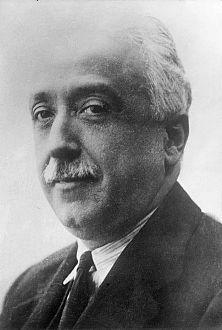 Alcala-Zamora, primer presidente de la segunda republica