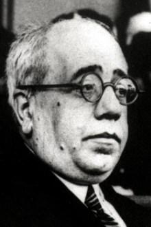 Manuel Azaña, ultimo presidente de la segunda república