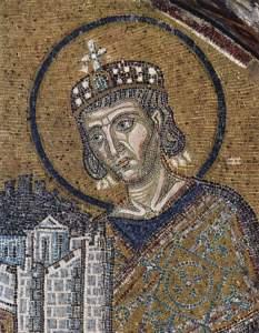 Emperador Constantino I El grande