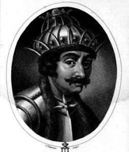 Rey Italia Teodorico el Grande