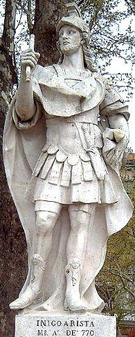 Primer Rey Navarra
